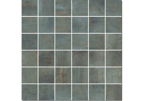 Flaviker Rebel mos. Emerald 30x30 rectificato PF60004494