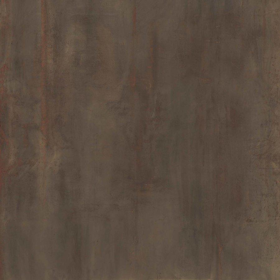 Vloertegel: Flaviker Rebel Bronze 120x120cm