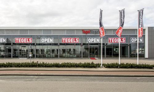TegelMegaStore opent vijfde vestiging in Den Bosch