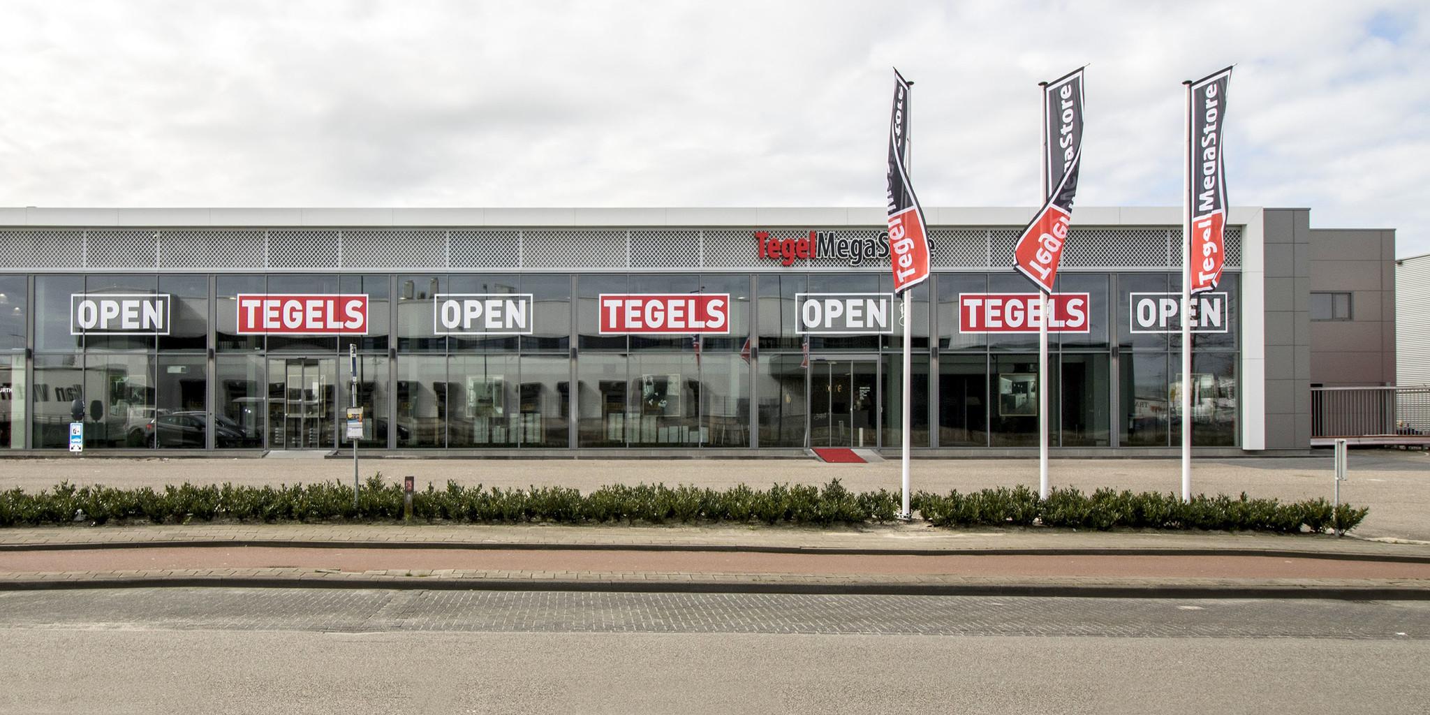 Persbericht - TegelMegaStore opent vijfde vestiging in Den Bosch