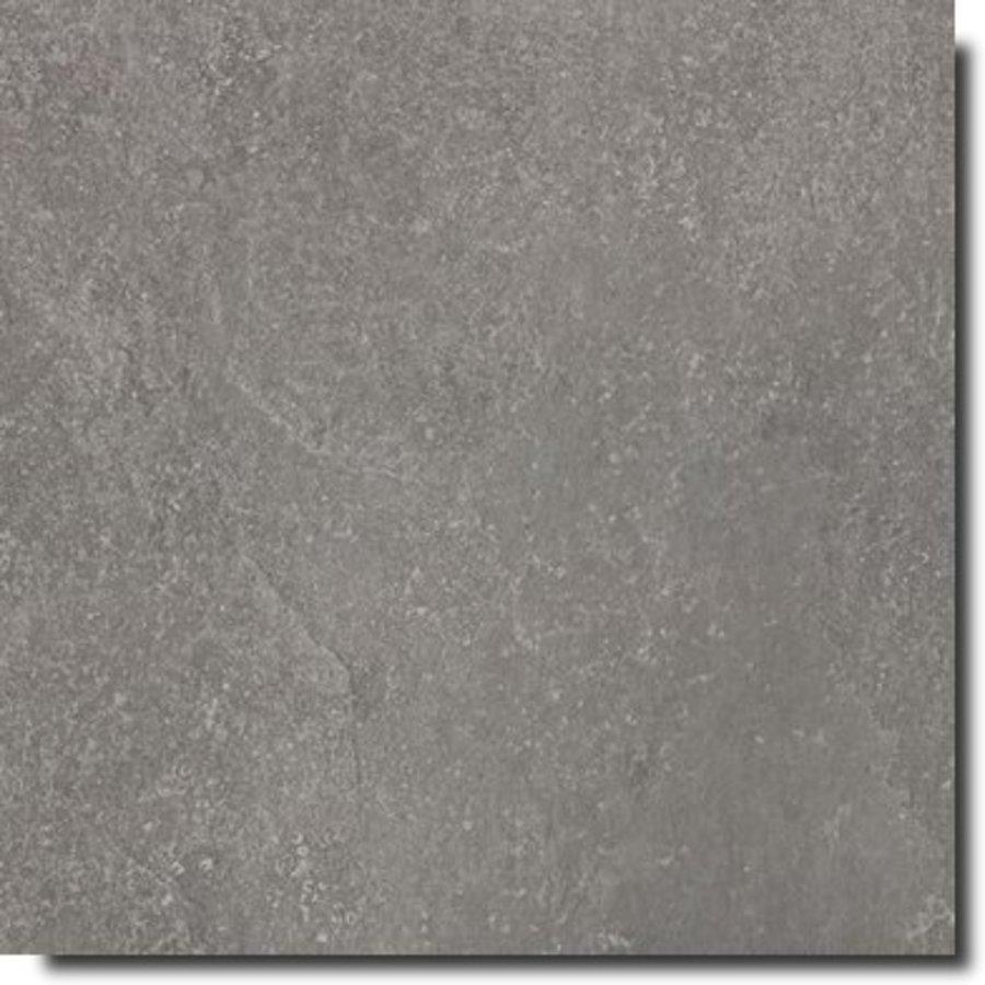Vloertegel: Rak Rak Fashion Stone Light grey 75x75cm