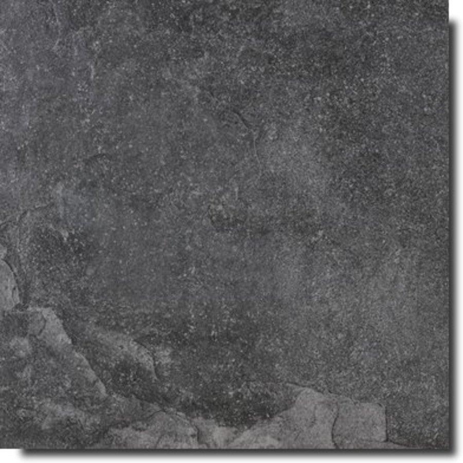 Vloertegel: Rak Rak Fashion Stone Grey 75x75cm