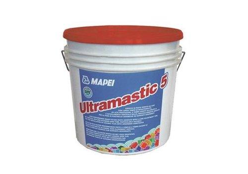 Mapei Ultramastic 5 16 kg pasta tegellijm