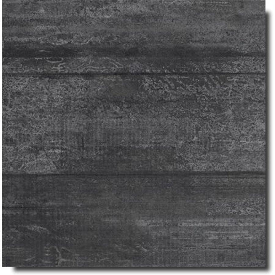 Vloertegel: Flaviker Hangar Coal 80x80cm