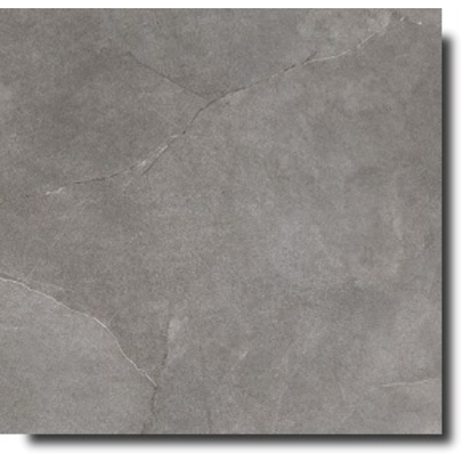 Vloertegel: Ariana Storm Grey 80x80cm