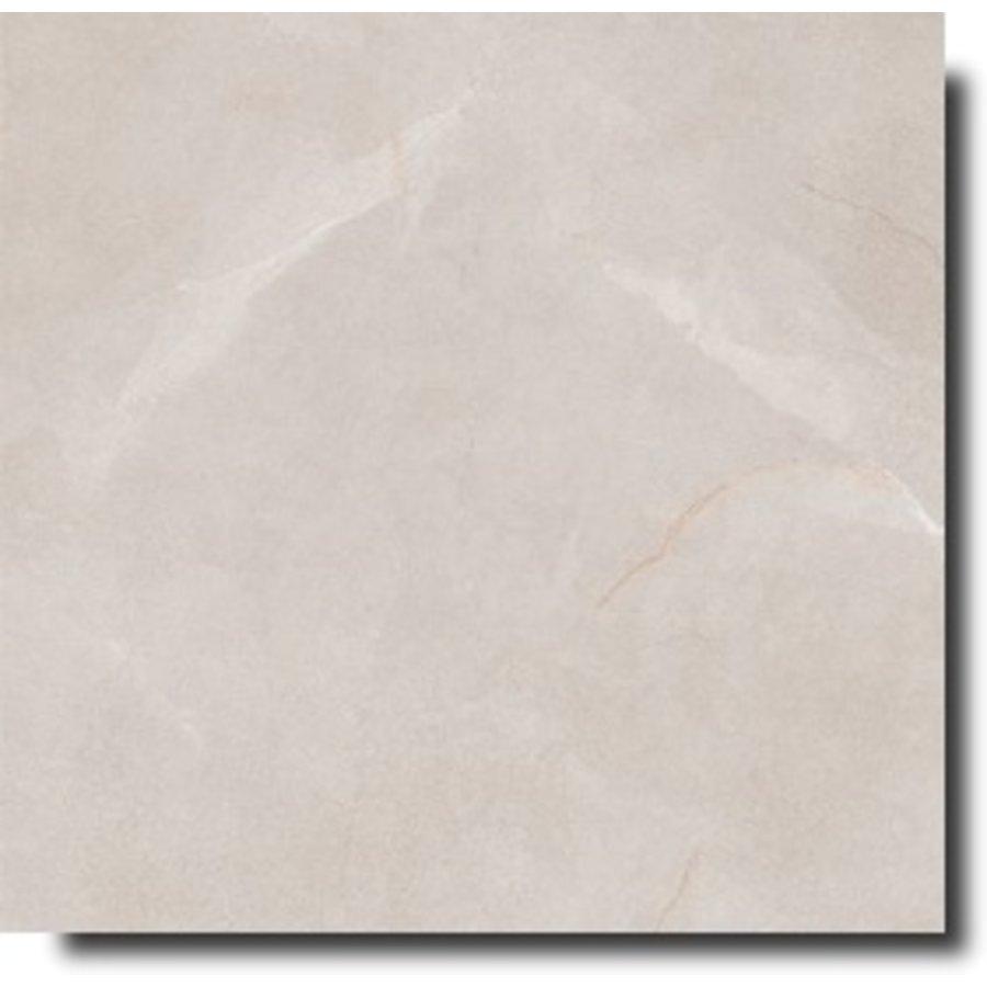 Vloertegel: Ariana Storm White 80x80cm