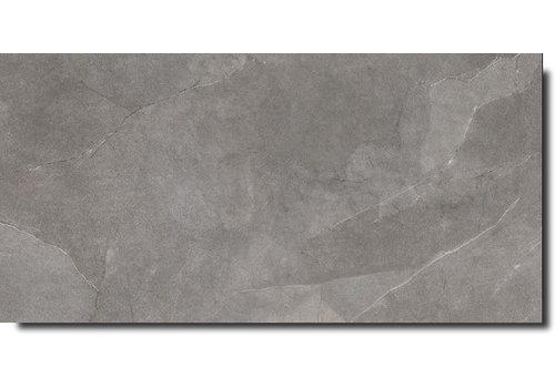 Vloertegel: Ariana Storm Grey 30x120cm