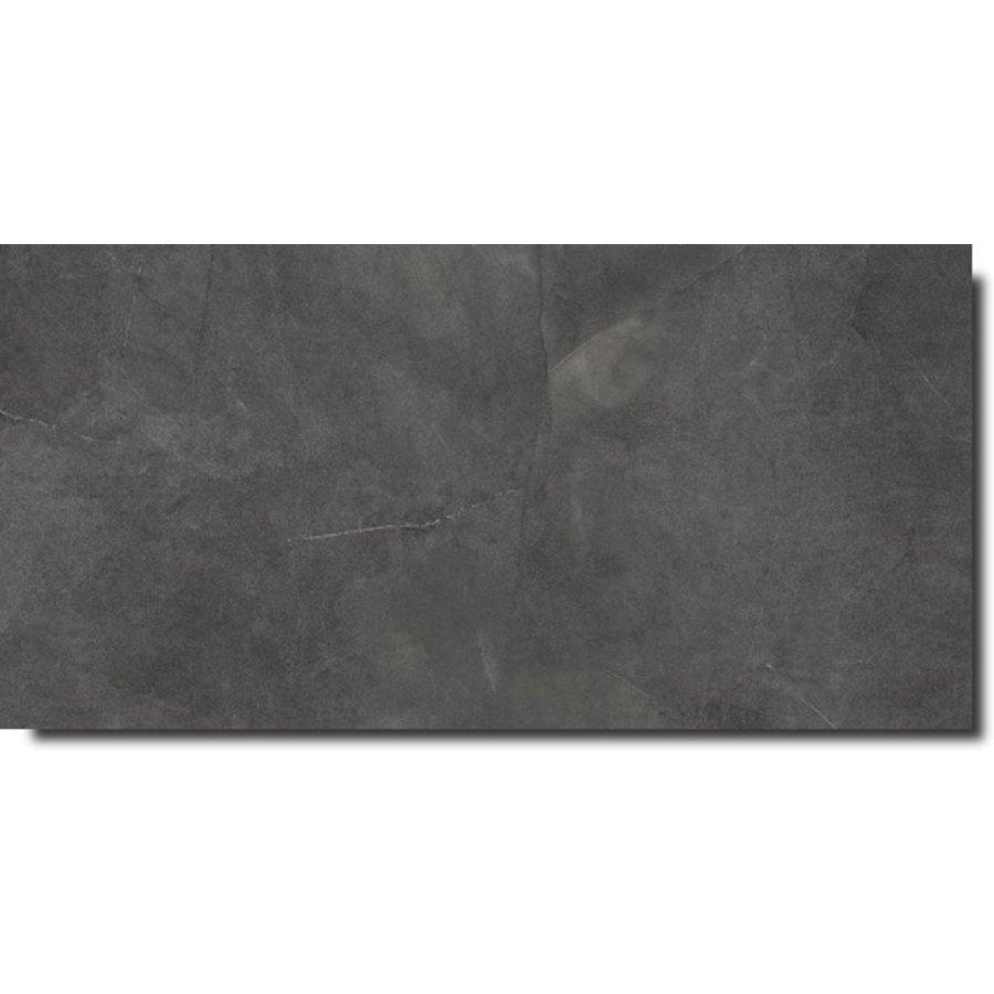 Vloertegel: Ariana Storm Mud 30x120cm