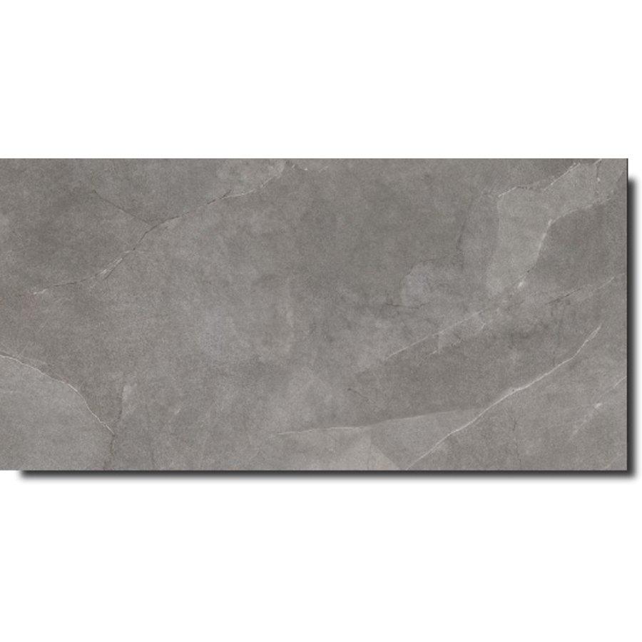 Vloertegel: Ariana Storm Grey 60x120cm