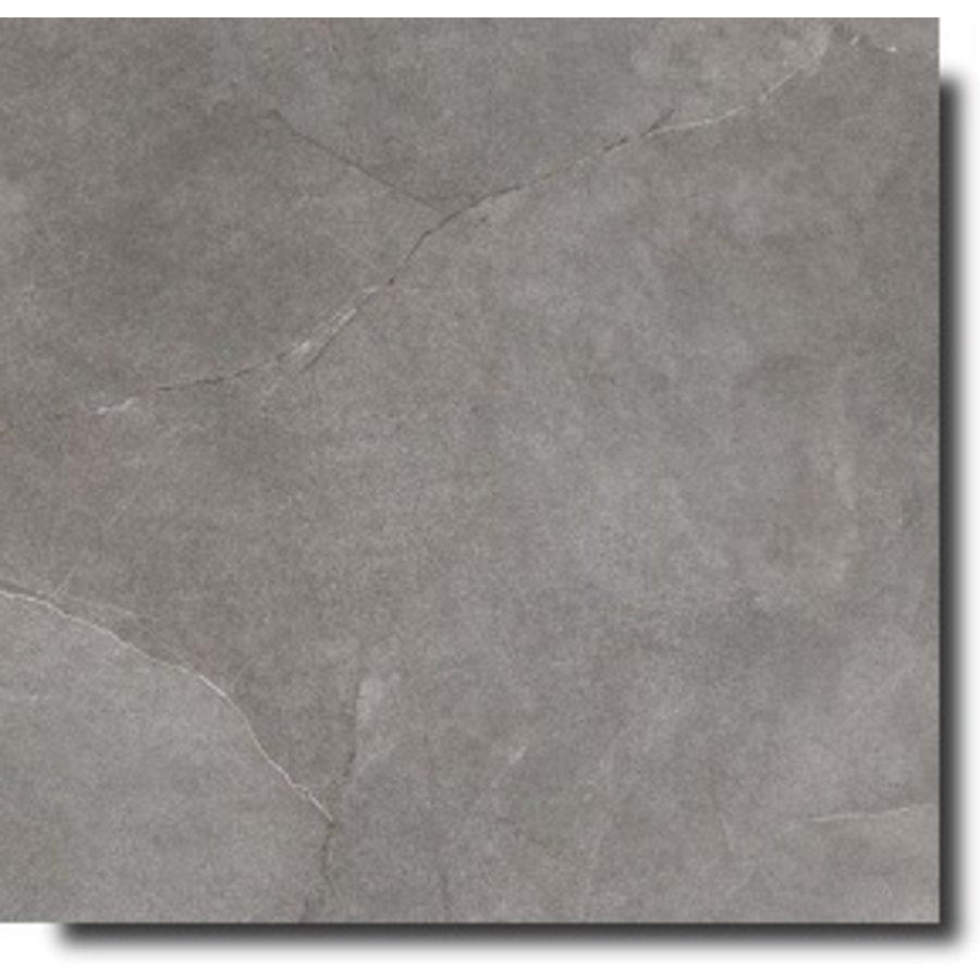 Vloertegel: Ariana Storm Grey 120x120cm