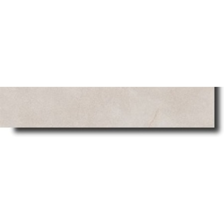 Vloertegel: Ariana Storm White 5,5x80cm