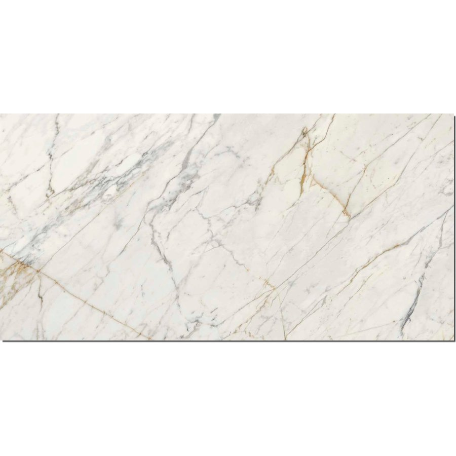 Ragno Maiora Marble glossy 120x278 Rectificato R7EK Calacatta Ora