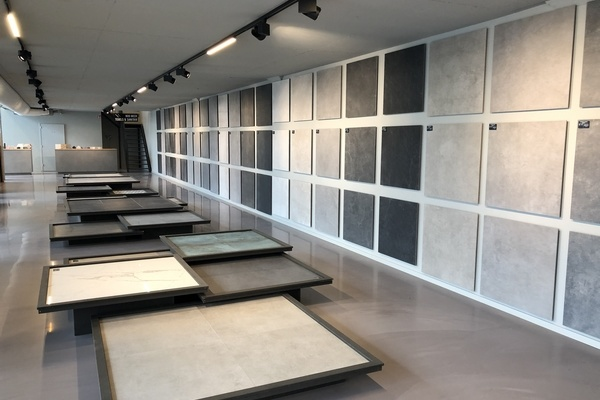 TegelMegaStore showroom en outlet in Den Bosch