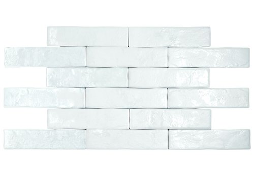 Pamesa Brickwall 7x28 vt blanco c.g.