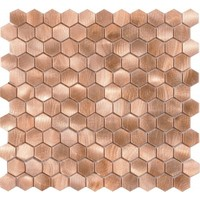 Dune Reflections mosaico 29x30,5 Hexagonales 187957