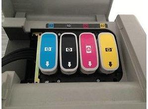 """Designjet 510PS DIN A0 - 42"""" - Bestpreis mit 416 MB Speicher - Netzwerk - Treiber bis W10"""