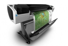 """Designjet T795 44"""" in TOP Zustand - generalüberholt - Superschneller Profi-Plotter mit 16 GB virtuellem Speicher"""