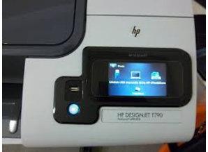 """Designjet T790 44"""" in TOP Zustand - generalüberholt - Superschneller Profi-Plotter mit 8 GB virtuellem Speicher"""