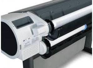 """Designjet T1200PS 44""""  - 2 Rollenmaschine – 111 cm Druckbreite   mit satten 32 GB Speicher !!"""
