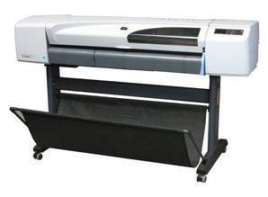 """Designjet 510 DIN A0 - 42"""" - Bestpreis mit 416 MB Speicher - Netzwerk - Treiber bis W10"""