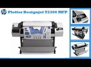 Designjet T2300  eMFP - Multifunktionsplotter - TOP Angebot - superschnell kopieren, scannen, plotten  - für Selbstabholer