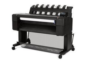 """HP Designjet T920PS  914mm 36"""" A0 Plotter Großformatdrucker"""