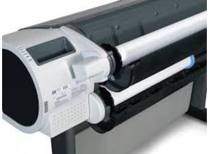 """Designjet T1300 44""""  - 2 Rollenmaschine – 111 cm Druckbreite   mit satten 32 GB Speicher !!"""