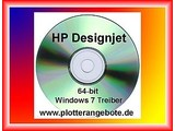Designjet Windows 7 und 8 Treiber 64-bit, für ältere HP Designjet,