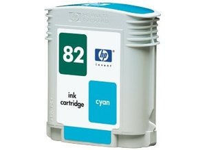 Tinte HP No.82 - CYAN