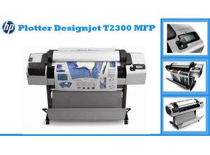 Designjet T2300 PS eMFP - Profi-Multifunktionsplotter - TOP Angebot - superschnell kopieren, scannen, plotten
