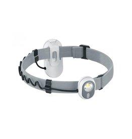 Alpina Sport AS01 2 in 1 Stirnlampe - grau