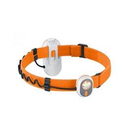 Alpina Sport AS01 2 in 1 headlamp - orange