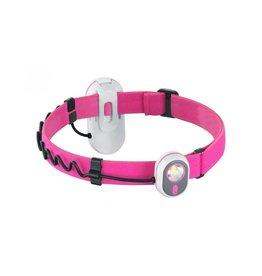 Alpina Sport AS01 2 in 1 headlamp - pink