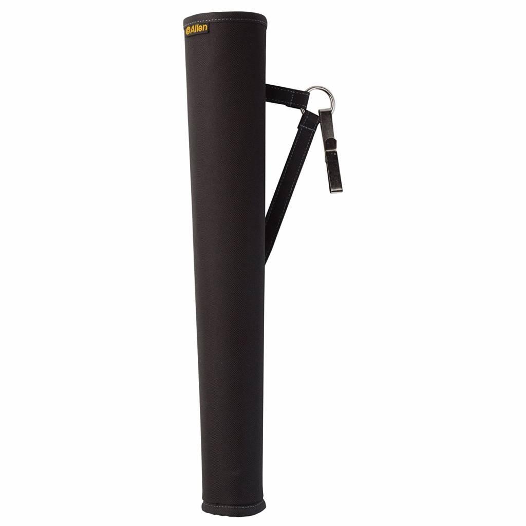 Allen Compact Tube Hip Quiver - black