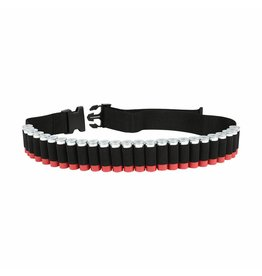 Allen Shotgun Shell Belt – 25 Shells - black