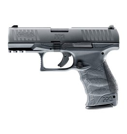 Walther PPQ HME - Federdruck - 0,50 Joule - metal gray