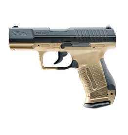 Walther P99 DAO Co2 GBB - 2,0 Joule - dark earth