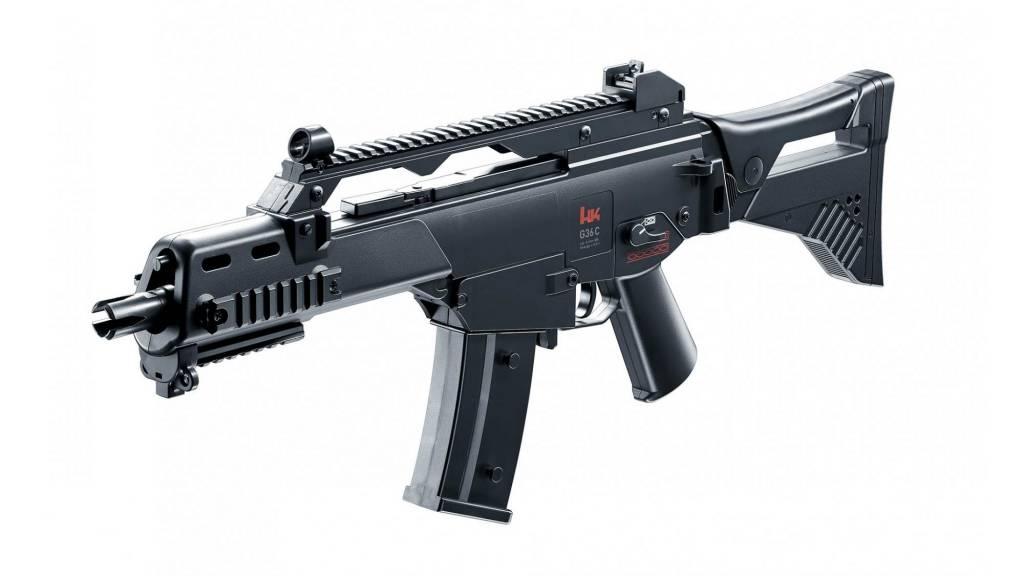 H&K G36C IDZ Dual Power EBB - 0,50 Joule - schwarz