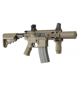 Elite Force EF18 M4 CQB AEG - 1,0 Joule - dark earth