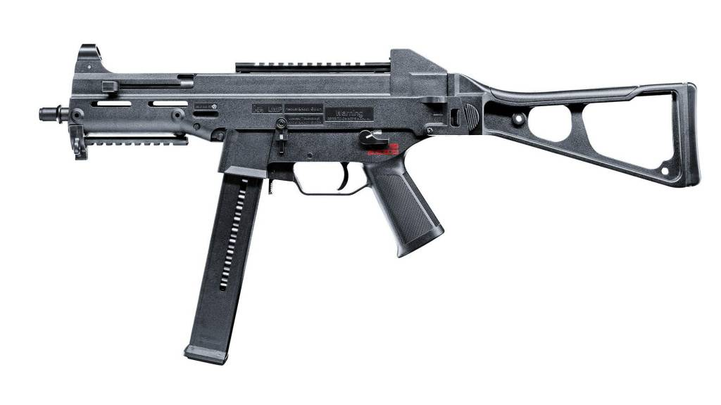 H&K UMP 45 EBB - 1,10 Joule