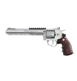 Ruger Superhawk 8 Zoll - Co2 - silver - 4,0 Joule