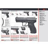 H&K P30 AEP EBB - 0,50 Joule
