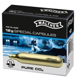 Walther Co2 Kapsel - 12 Gramm - 10 Stück