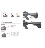 Walther Real Action Marker - Co2 RAM HK416 T4E - 7,5 Joule - Cal. 43