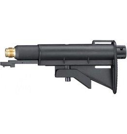 Walther Emergency Teleskopschaft 2 x 12g Co2 für T4E SG68 Shotgun