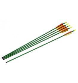 "Armex Aluminum arrow 30"" heavy with screw point- 5 pc"