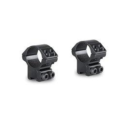 "Hawke 1""/25 mm Scope Match Montagerings - Medium Profile"