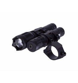 Hawke Laser/LED Kit - red Laser w/30 mm Scope Mount