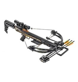 EK-Archery Compound Crossbow Ballistic 370 - Set - camo