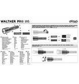 Walther Pro Flashlight UV5 - Ultraviolet light